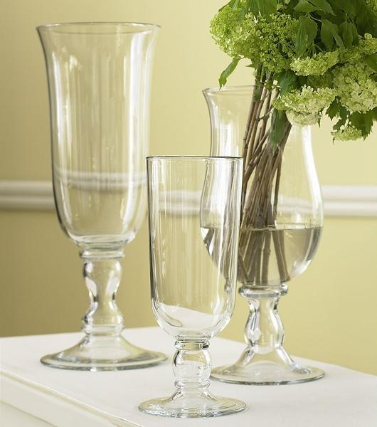 Floreros de vidrio para centros de mesa lodijoella for Mesa vidrio