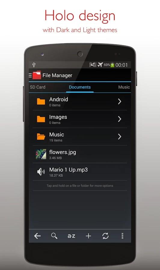 File Manager Premium v1.4.4