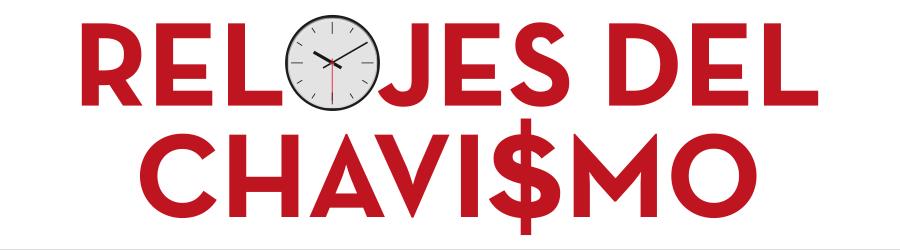 Los Relojes del Chavismo