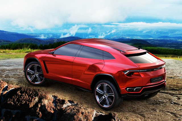 New Lamborghini Urus SUV 2017 Price, Review and Specs