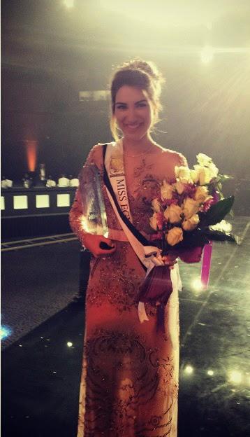 Miss Earth Egypt 2014