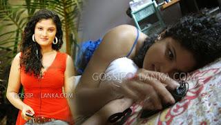 Gossip Story about actress Paboda Sandeepani