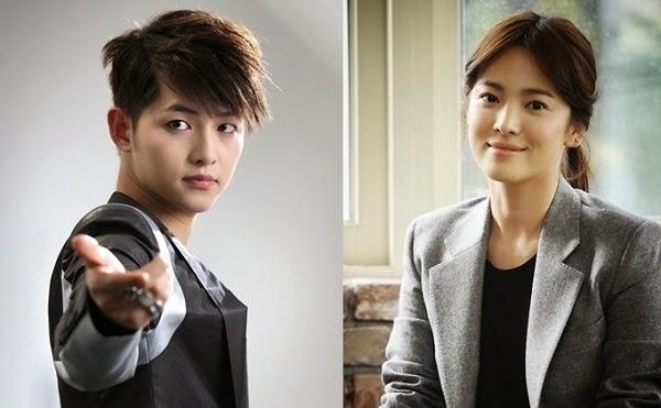 Song Hye Kyo Song Joong ki Song Joong ki Dan Song Hye Kyo