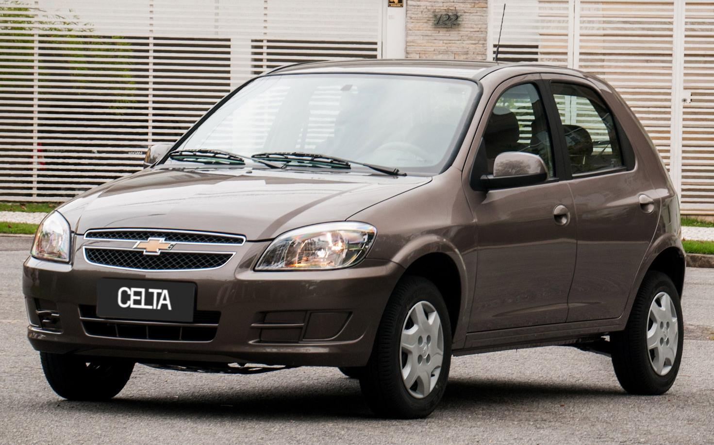 auto Chevrolet Celta 2014