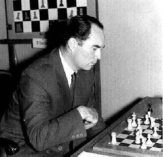 El ajedrecista Alberic O'Kelly de Galway