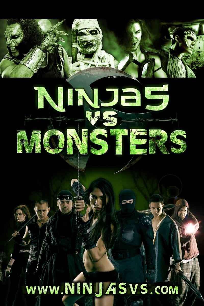 Ninjas vs. Monsters movie