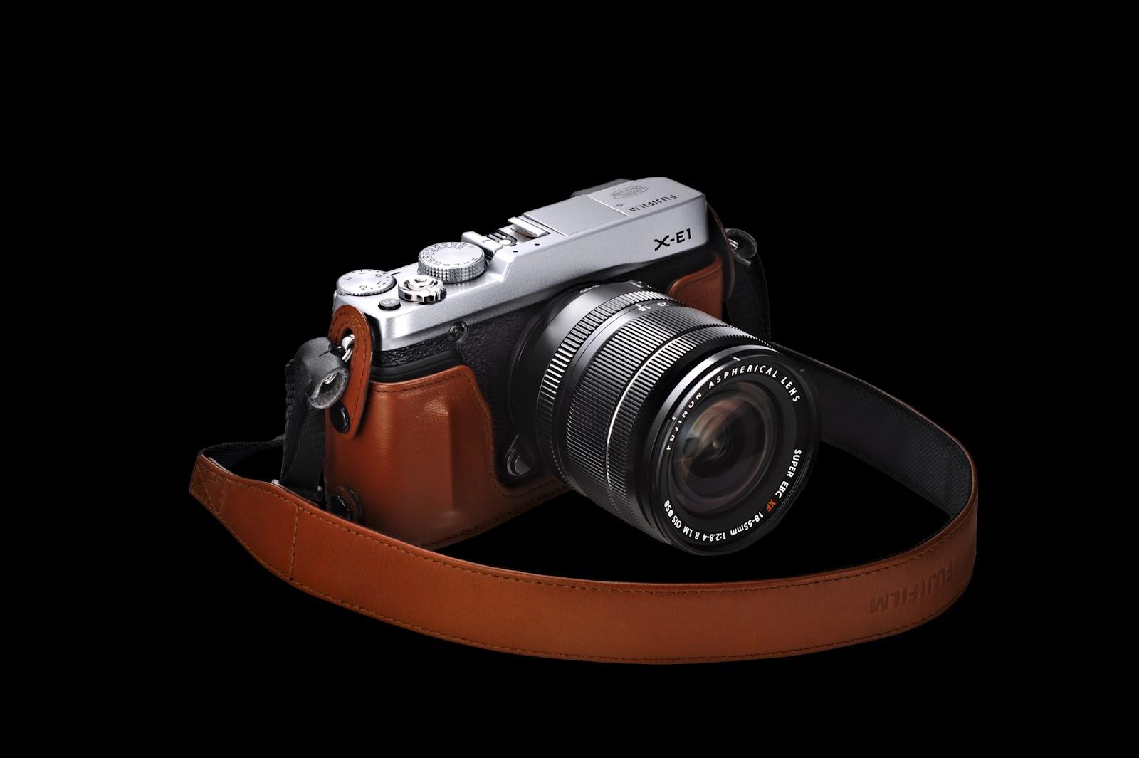New Fujifilm X-E1 is Announced!