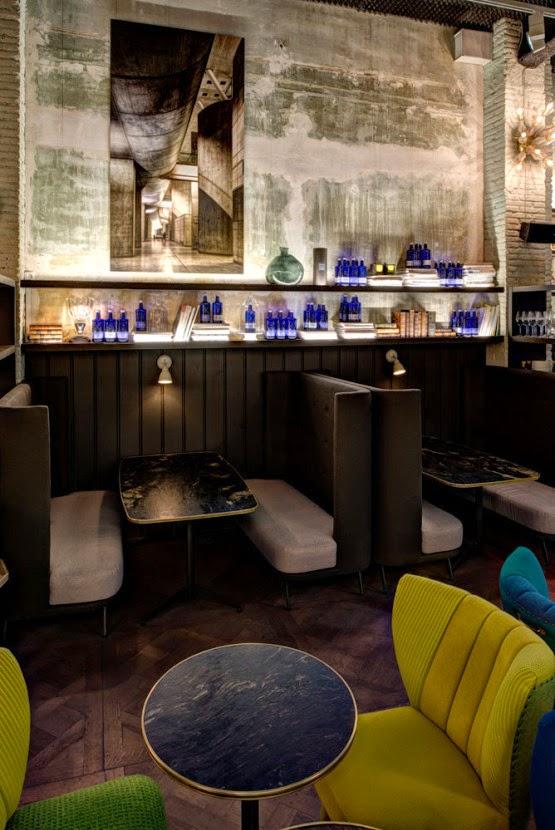 Quedamos a tomar un caf en beriestain el blog de los - Muebles hosteleria barcelona ...