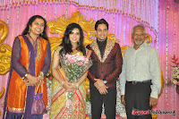 Celebraties at Actor Bharat n Jessy Wedding Reception Photos+%2528157%2529 Actor Bharath n Jessy Wedding Photos