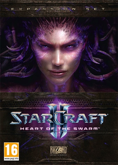 StarCraft II Heart of the Swarm PC Full Español FLT