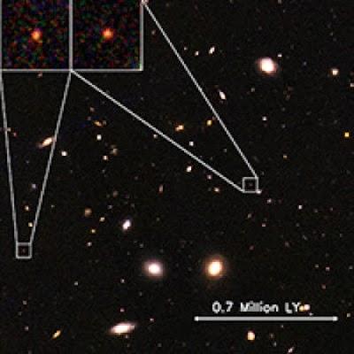 galaksi terjauh, galaksi tertua