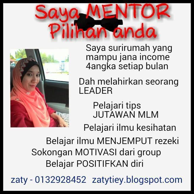 Mentor Pilihan Anda