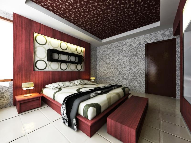 foto desain kamar tidur