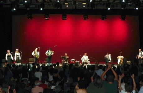 Festival Cervantino 2013, Guanajuato, FIC, Alhóndiga de Granaditas