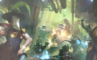 Kill Team: Rogue Trader Image