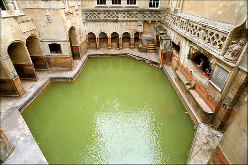 Lat n 4 b las termas romanas - Banos antiguos fotos ...