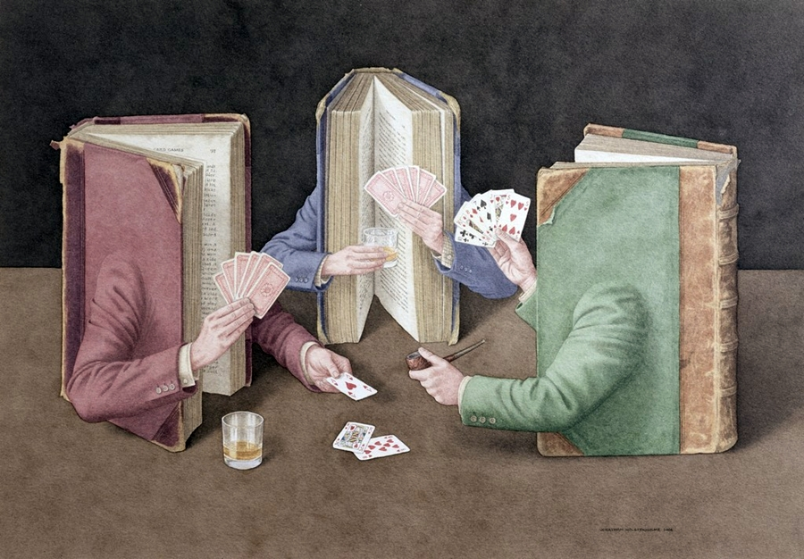 ¿Susrealismo? - Página 5 Jonathan+Wolstenholme+1950+-+British+Surrealist+painter+-+Tutt'Art@+(21)