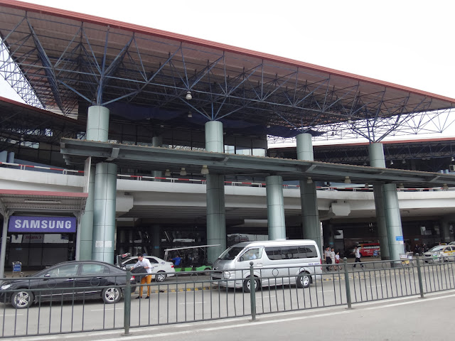 Hanoi International Airport in Vietnam
