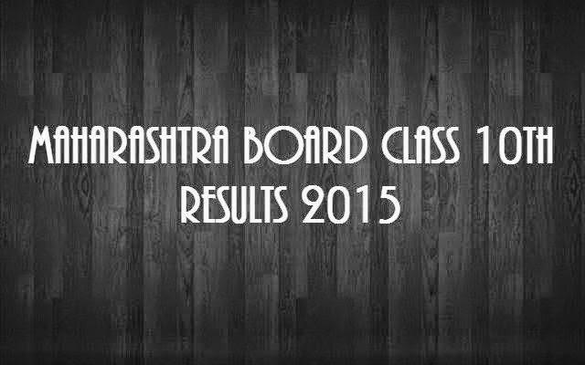 Maharashtra SSC Result 2015