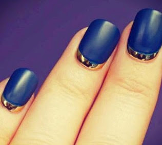 cute and easy nails design