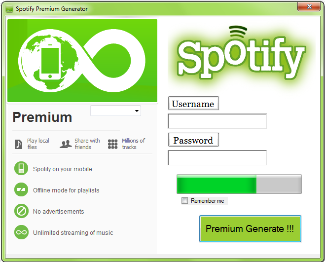 how to go from spotify premium to free