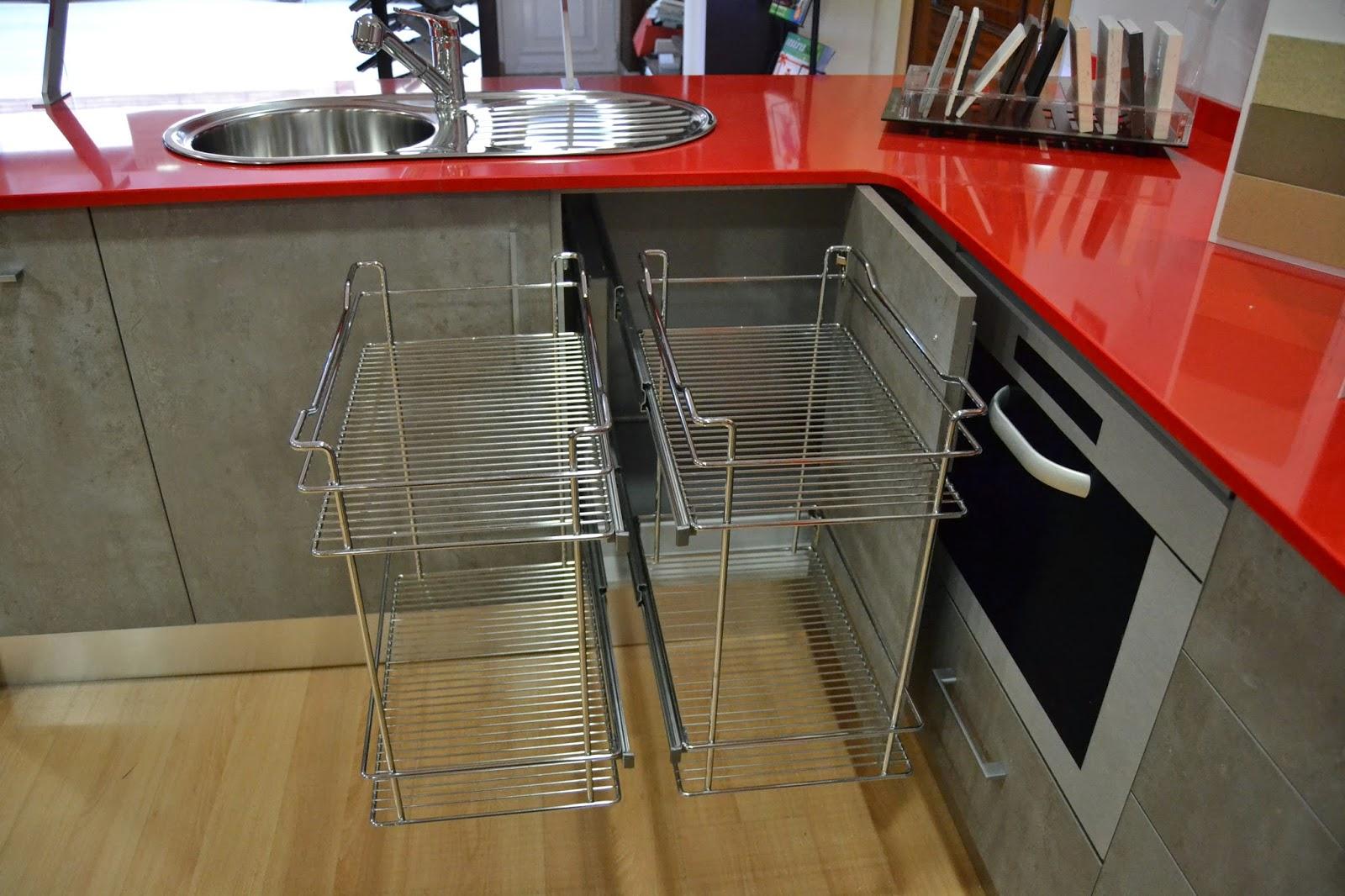 Carpinteria los molinos cocina tahon laminado color for Muebles cocina 50 cm ancho
