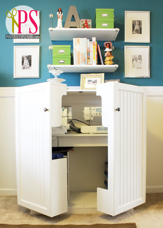 Quilt Room Sewing Desk On Pinterest Tables