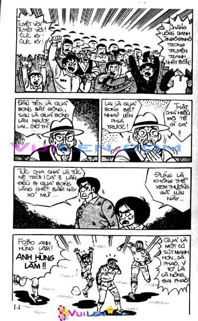 Jindodinho - Đường Dẫn Đến Khung Thành III  Tập 17 page 14 Congtruyen24h