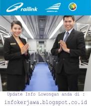 Lowongan Kerja BUMN PT Railink