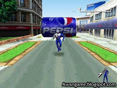 aminkom.blogspot.com - Free Download Games Pepsi Man