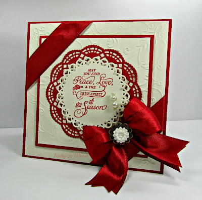 card, Cheery Lynn, Christmas, Couture Creations, crafting musketeers, ideas, inner thoughts, Just Rite, JustRite, lilith doily, to make, trellis,