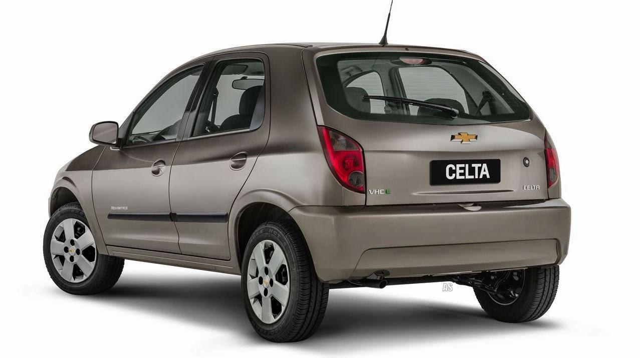 Novo Celta melhor carro 1.0 do brasil