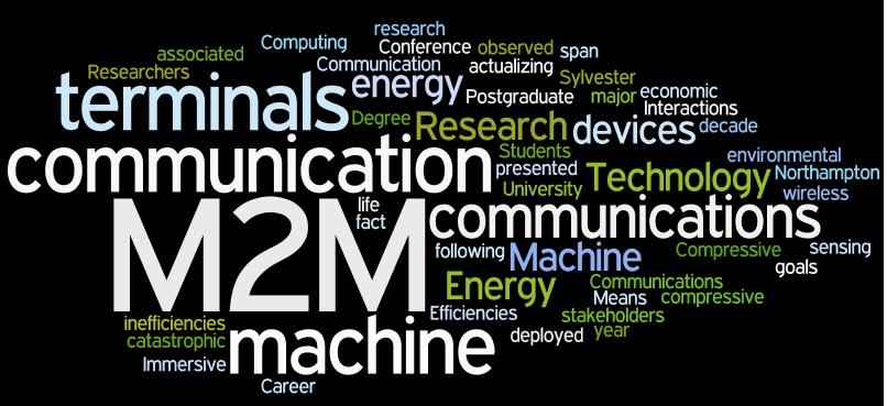 machine to machine communication