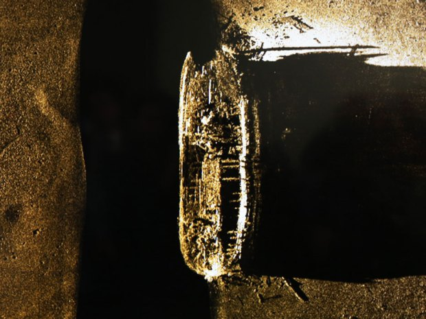 HMS Erebus, found September 2014