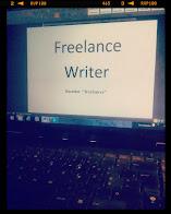 """Escritor """"freelancer"""""""