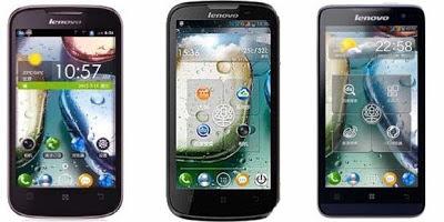 Inilah 5 Smartphone Android Lenovo Terbaru 2013 dan Spesifikasinya