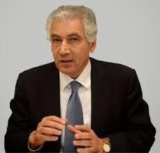 وزير المالية الدكتور أحمد جلال