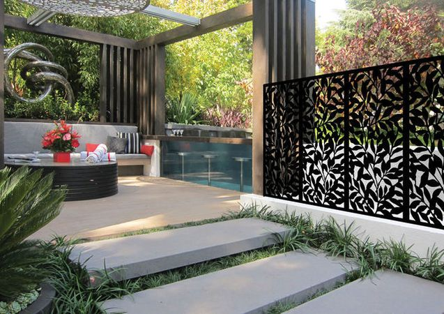 These Are Some Of My Favourite Outdoor Screens .
