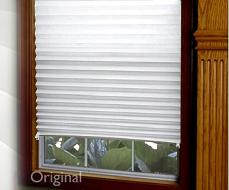Paper window shades for Window blinds