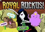 Adventure Time Royal Ruckus