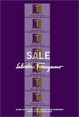 Salvatore Ferragamo Sale 2012