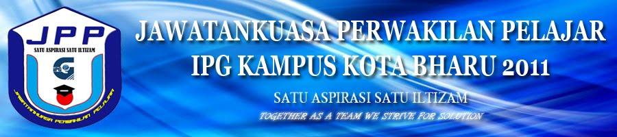 Jawatankuasa Perwakilan Pelajar IPG Kampus Kota Bharu