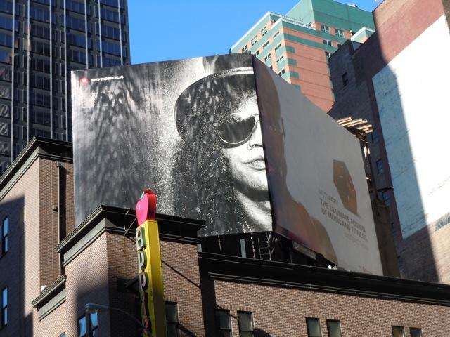Motoactv Slash billboard