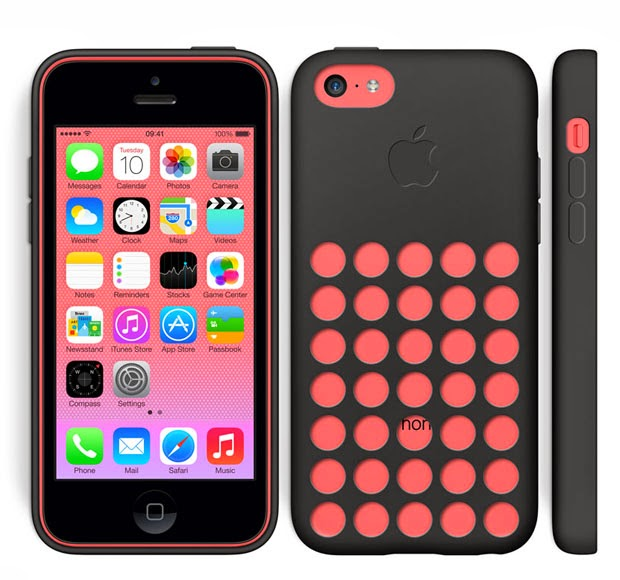 Apple começou a venda uma versão mais barata do iPhone 5C com 8GB de armazenamento interno, O modelo está sendo vendido por 429 libras