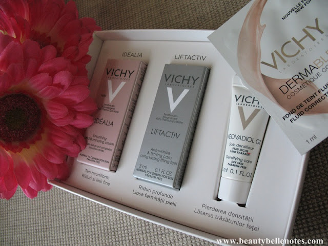 Vichy Skin Care and Foundation