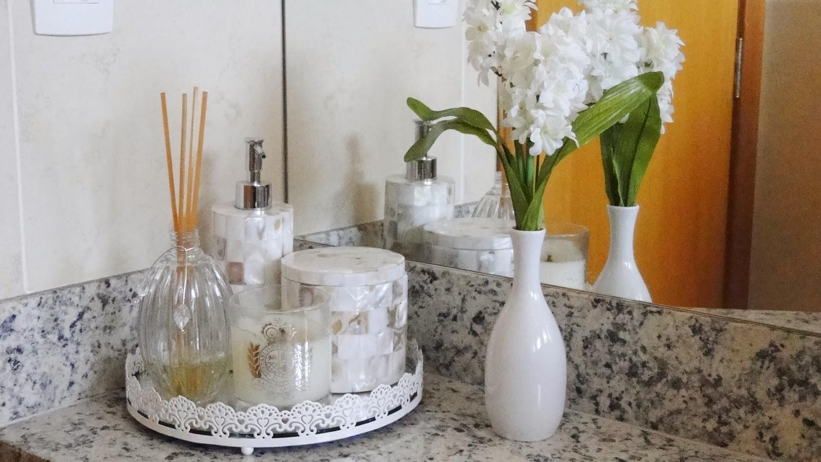 Blog Casa C&M: O que usar para decorar o banheiro?! #A97522 1600x900 Acessorios Para O Banheiro
