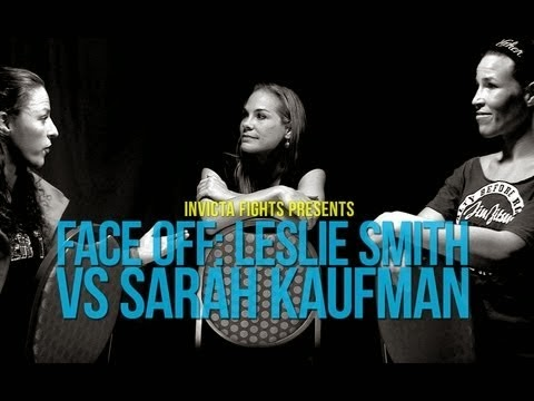 Sarah Kaufman vs Leslie Smith
