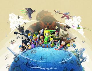 the legend of zelda the wind waker hd artwork 1 E3 2013   The Legend of Zelda: The Wind Waker HD (Wii U)   Artwork, Concept Art, Screenshots, & Trailer