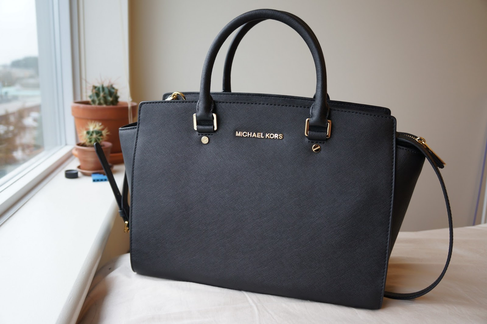 Michael Kors Selma Bag Preview