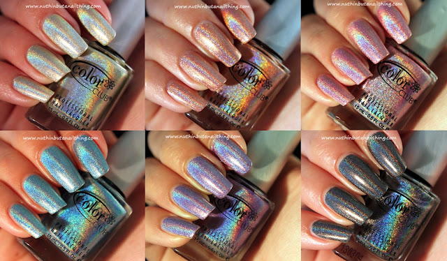 Color Club Halo Hues 2013 Collection Swatches